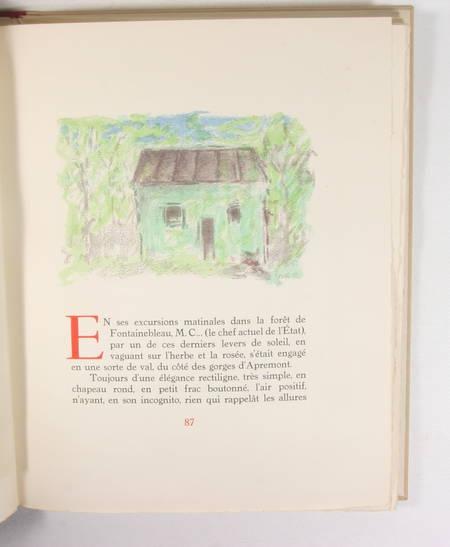 VILLIERS de l'ISLE ADAM - Nouveaux contes cruels - 1947 - Illustré par GOERG - Photo 3 - livre de collection