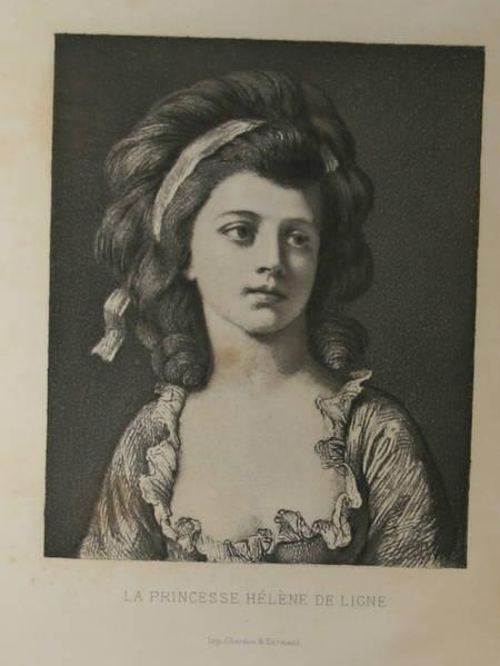 Perey - Histoire d'une grande dame au 18e Princesse Hélène de LIGNE POTOCKA 1888 - Photo 1 - livre d'occasion