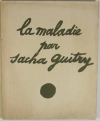 La maladie par Sacha Guitry, Maurice de Brunoff [1914] Reproduction du manuscrit - Photo 0 - livre de bibliophilie