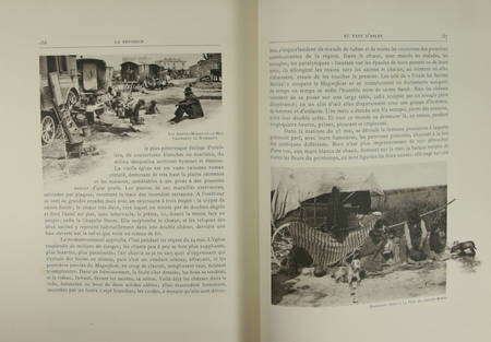 FLANDREYSY - La Provence au pays d'Arles - 1912 - Illustré par Fernand Detaille - Photo 2 - livre du XXe siècle
