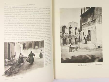 FLANDREYSY - La Provence au pays d'Arles - 1912 - Illustré par Fernand Detaille - Photo 3 - livre du XXe siècle