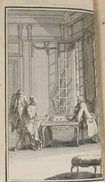 [Jeux] SOUMILLE - Le grand trictrac - 1756 - Relié - Figures - Photo 0 - livre ancien