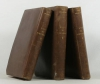 Edmond et Jules de GONCOURT - L art du XVIIIe siècle - 1902 - 3 volumes reliés - Photo 0 - livre d occasion