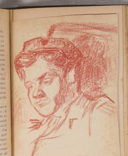 Edmond et Jules de GONCOURT - L art du XVIIIe siècle - 1902 - 3 volumes reliés - Photo 3 - livre d occasion