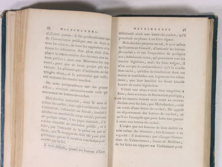 L'ISLE DE SALES - MALESHERBES 1803 - Relié - Photo 3 - livre d'occasion