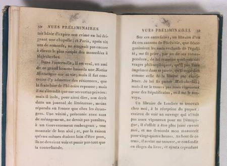 L'ISLE DE SALES - MALESHERBES 1803 - Relié - Photo 4 - livre d'occasion