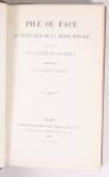 Etienne MARCEL Pile ou face, et autres nouvelles - 1867 - Photo 1 - livre rare