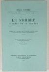 DANTZIG - Le nombre. Langage de la science - Blanchard - 1974 - Photo 0 - livre moderne