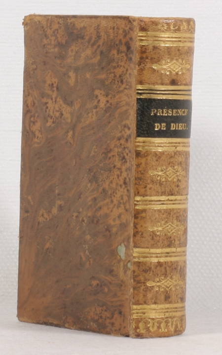 St exercice présence de dieu + Traité des petites vertus 1851-1855 Petit format - Photo 0 - livre d'occasion