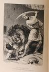 VOLTAIRE - Romans de Voltaire - 1878 - Eaux-fortes de Laguillermie - 5 volumes - Photo 1, livre rare du XIXe siècle