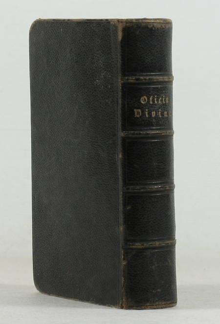 Officio divino en latin y Castellano - (1864) - Chromolithographies - Photo 1 - livre du XIXe siècle