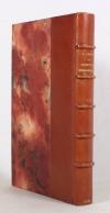 SWIFT (Johnatan) et WAILLY (Léon de, trad.). Opuscules humoristiques de Swift, traduits pour la première fois par Léon de Wailly