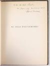 DAVOUST - Au-delà d aujourd hui. Poëme optimiste - 1937 - Envoi - Photo 0 - livre d occasion