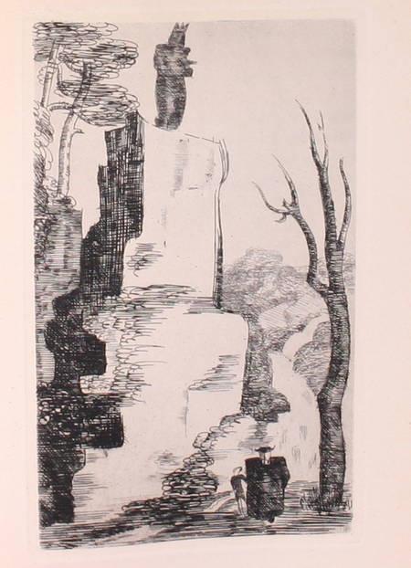 FLEURET - Soeur Félicité - 1926 - 6 eaux-fortes de Yves Alix - Photo 0 - livre rare