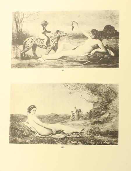 BERNHEIM - Corot, peintre de figures - 1930 - Photo 1, livre rare du XXe siècle