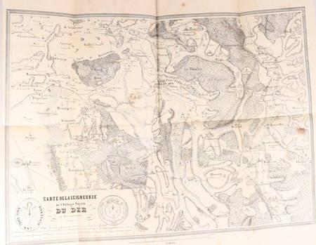 BOUILLEVAUX( Les moines du Der avec pièces justificatives, notes et sur le 1845 - Photo 2 - livre rare