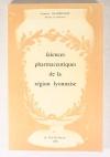 CHAMBONNET (François). Faiences pharmaceutiques conservés dans les établissements hospitaliers de la région lyonnaise