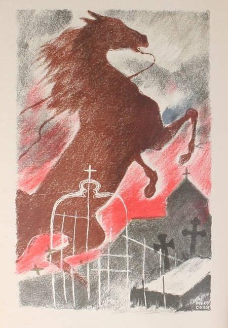 BERNANOS (Georges). Monsieur Ouine. Roman, livre rare du XXe siècle