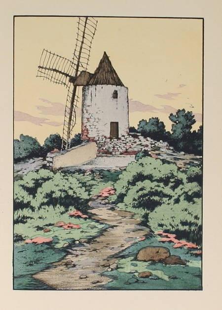 DAUDET (Alphonse). Lettres de mon moulin