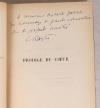 SILVESTRE (Charles) - Prodige du coeur - 1926 - Envoi de l auteur - Photo 0, livre rare du XXe siècle