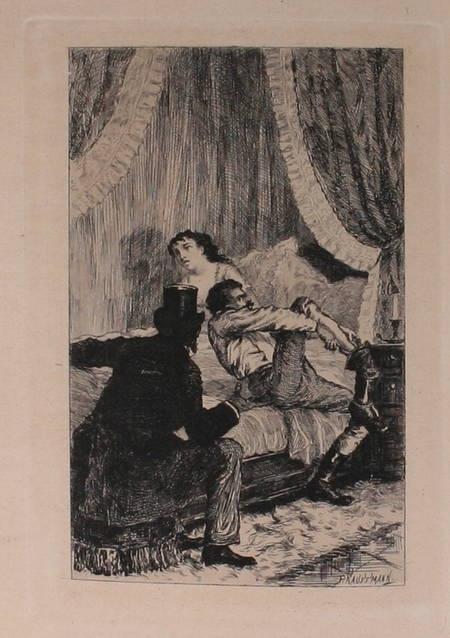 CHAVETTE (Eugène). Les bétises vraies, pour faire suite aux petites comédies du vice et aux petits drames de la vertu, livre rare du XIXe siècle