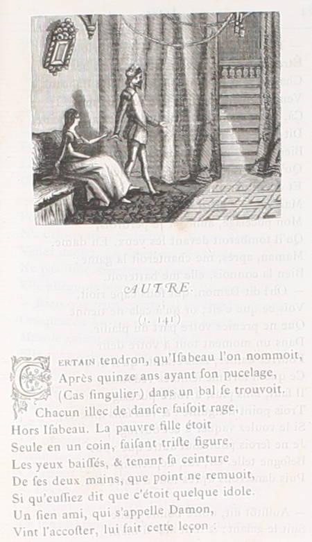Contes en vers imités du moyen de parvenir - Willem 1874 - Photo 0 - livre de bibliophilie