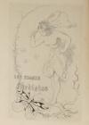 DAUDET - Les femmes d artistes - 1878 - Eau-forte par André Gill - Photo 0 - livre du XIXe siècle