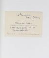 MACON - Chantilly et le musée Condé 1910 Envoi + photo de l auteur - 1/25 holl. - Photo 3, livre rare du XXe siècle
