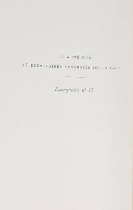 MACON - Chantilly et le musée Condé 1910 Envoi + photo de l'auteur - 1/25 holl. - Photo 5 - livre du XXe siècle