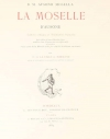 AUSONE - La Moselle d Ausonne. Edition critique - 1889 - Photo 0 - livre d occasion