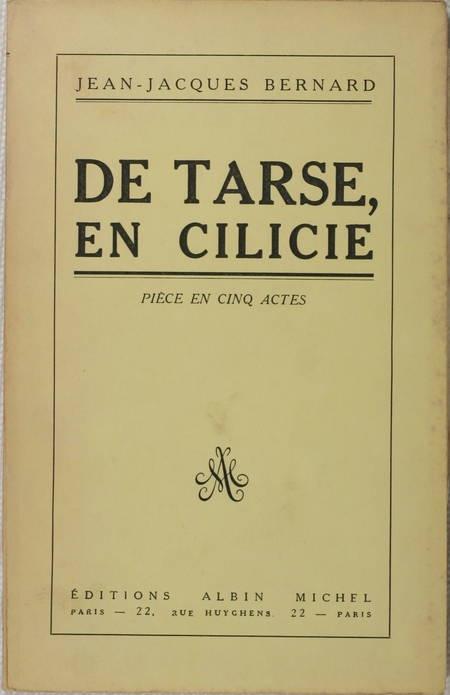 [Religion] BERNARD - De Tarse, en Cilicie. Pièces en cinq actes - 1961 - Photo 1 - livre rare