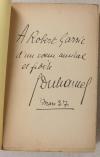 Georges DUHAMEL - Le Désert de Bièvres - 1937 - Envoi - Photo 0, livre rare du XXe siècle