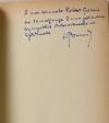 ROMIER - Explication de notre temps - 1924-1925 - Envoi - Photo 0, livre rare du XXe siècle