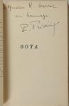 FREDERIX - Goya - 1928 - Illustrations - Envoi - Photo 0, livre rare du XXe siècle