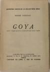 FREDERIX - Goya - 1928 - Illustrations - Envoi - Photo 1, livre rare du XXe siècle