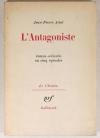 ATTAL - L Antagoniste. Roman-scénario en cinq épisodes - 1967 - Envoi - Photo 0 - livre d occasion