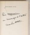 ATTAL - L Antagoniste. Roman-scénario en cinq épisodes - 1967 - Envoi - Photo 1 - livre d occasion