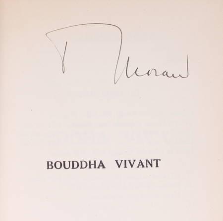 MORAND (Paul). Bouddha Vivant