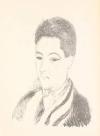 DE LACRETELLE - La Mort d Hippolyte.Lithographie originale de M. Laurencin 1923 - Photo 0, livre rare du XXe siècle