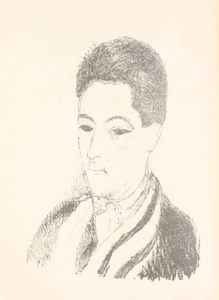 DE LACRETELLE (Jacques). La Mort d'Hippolyte, livre rare du XXe siècle