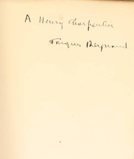REYNAUD - Polymnie. Odes et stances. Bois de Adrien Mitton - 1921 - Envoi - Photo 2 - livre rare
