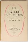 [Poésie] DEREME - Le ballet des muses. Poèmes - 1928 - Photo 0 - livre de bibliophilie