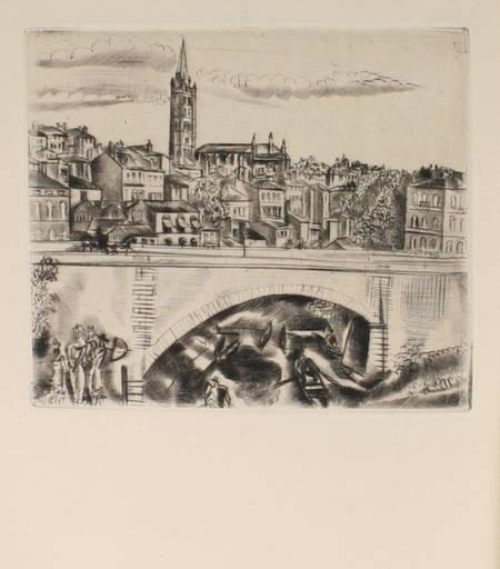 DEREME (Tristan). Toulouse, livre rare du XXe siècle