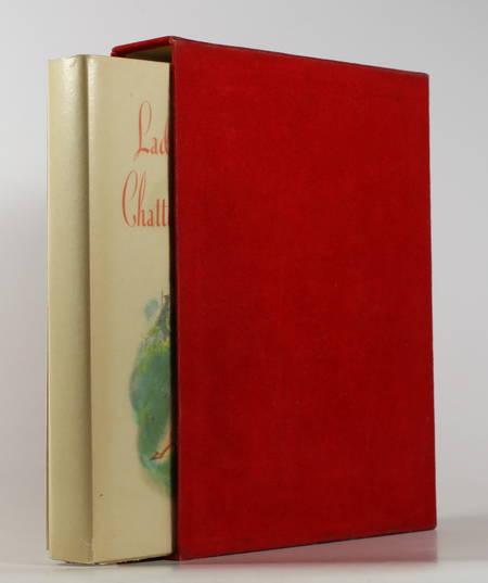 [Curiosa] LAWRENCE - Lady Chatterley - 1956 - Lithographies de Schem - Photo 4 - livre rare