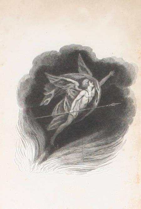 MILTON et DELILLE (Jacques, traducteur). Le paradis perdu. Traduit en vers français, par J. Delille