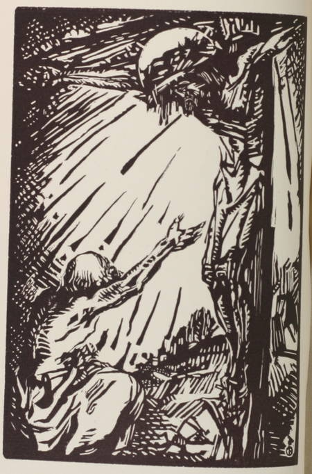 VERLAINE (Paul). Poésies religieuses, livre rare du XXe siècle