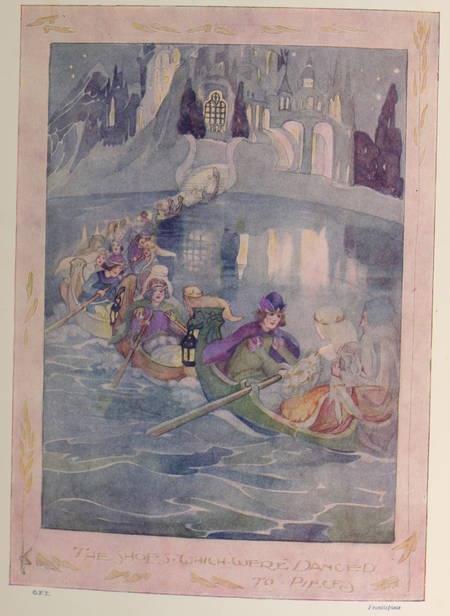 GRIMM. Grimm's fairy tales