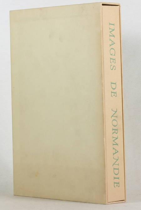 LE POVREMOYNE - Images de Normandie - Pointes sèches de Charles Samson - Photo 1 - livre du XXe siècle