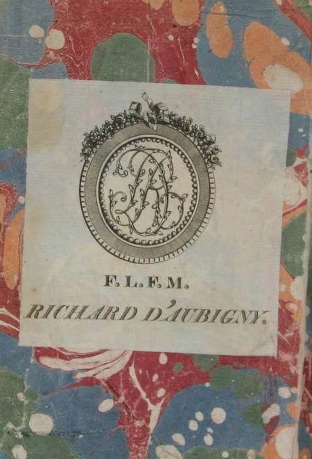 Mme de CAYLUS et Voltaire - Les souvenirs de Madame de Caylus - 1770 - Photo 2 - livre du XVIIIe siècle