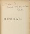 Joseph de PESQUIDOUX - Le Livre de raison - 2e série - 1928 - Envoi - Photo 0, livre rare du XXe siècle